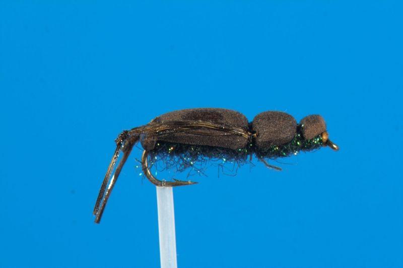 ловля рыбы на жука колорадского жука